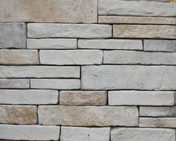CAPITOL HILL in Stack Stone Manufactured Stone Veneer by ZEMENT Stone