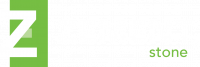 ZEMENT Stone Logo on black 2